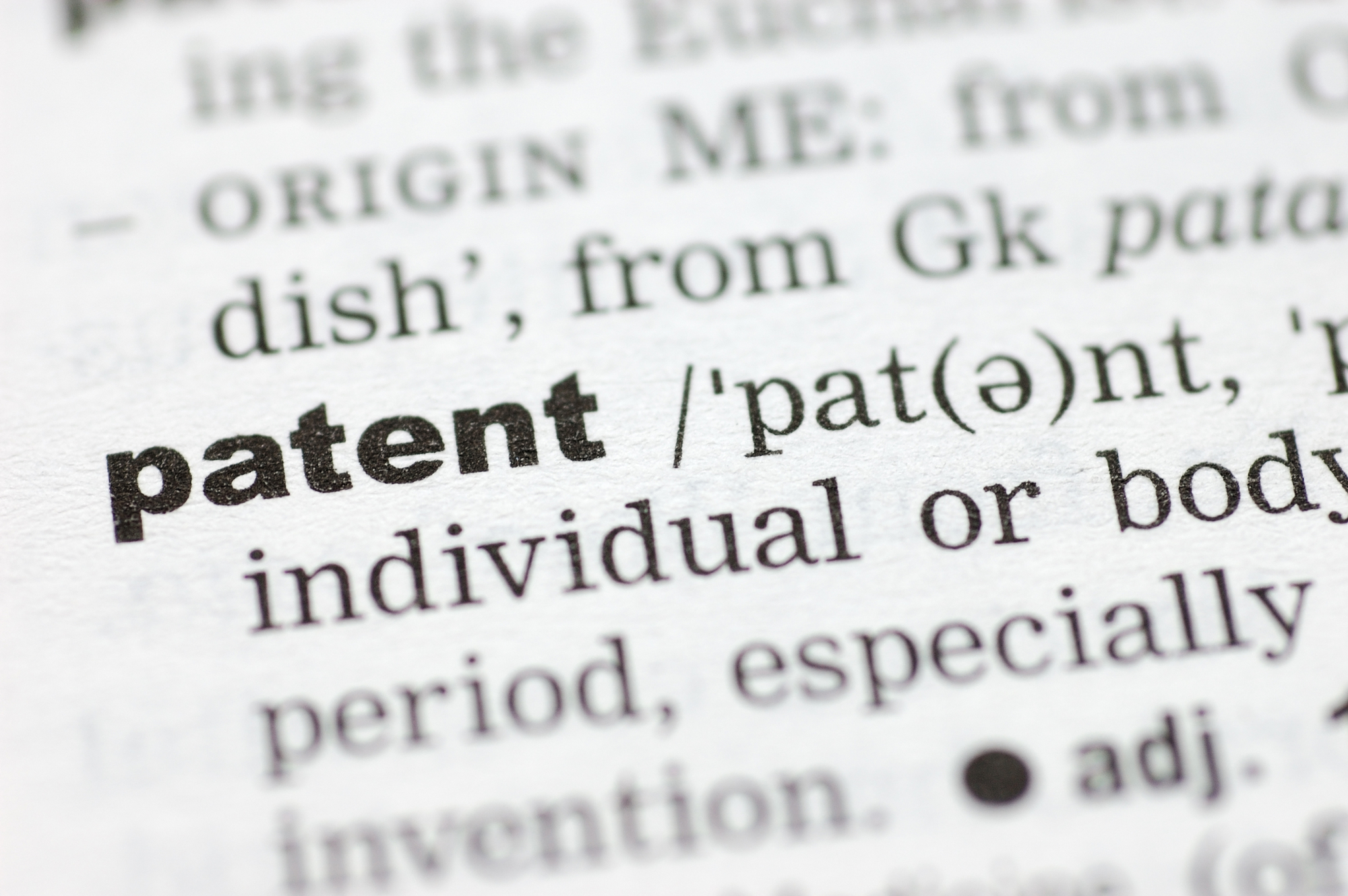drafting and filing patent opinions lawyer