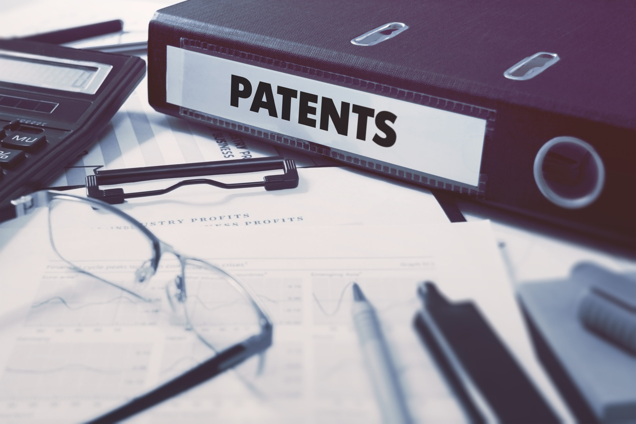 California patent prosecution and application filing